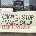 Canadian Arms Shipments Contribute To Humanitarian Disaster In Yemen